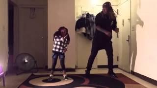 DIPLO w/ @princessmaji (Dance Created By Princess) @ani973_