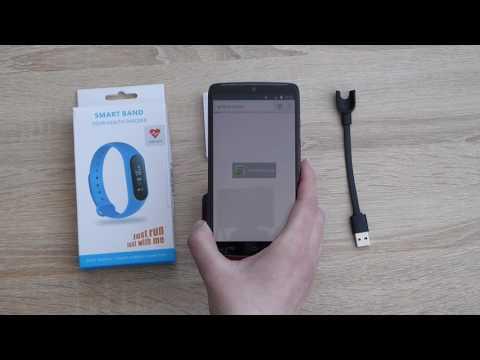 Распаковка и обзор Y2 Plus Smart Bluetooth Wristband