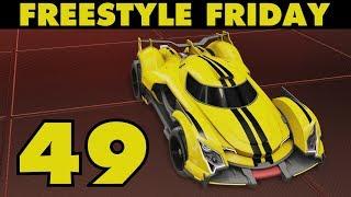 Freestyle Friday 49 | New Cars CENTIO & ANIMUS (Rocket League Best Goals)