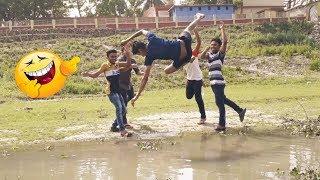 New Funny Video by Gutibaz Boyez || বাংলা মজার ভিডিও 2018 || অস্থির বিনোদন ||