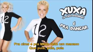 Xuxa - Pula Meu Baixinho