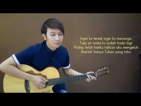 Dewi Perssik Indah Pada Waktunya - Nathan Fingerstyle  Guitar Cover  OST. Centini Manis