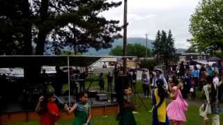 Yarrow Days June 1st, 2013 Youth Bhangra Dancers