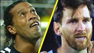 10 Momentos Do Futebol Que Emocionou O Mundo ★ O JOGO BONITO    HD