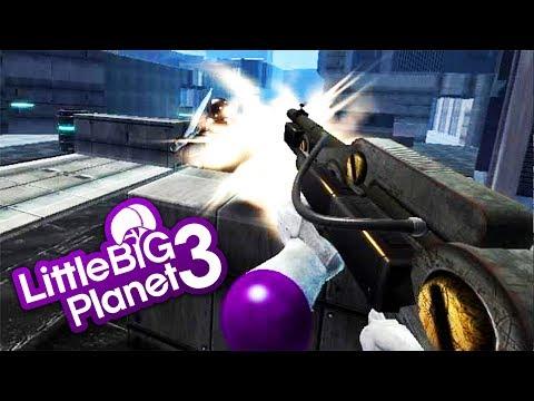 Xxx Mp4 LittleBigPlanet 3 HAVOC 3D CYBERNINJA FPS PS4 PRO Gameplay 3gp Sex