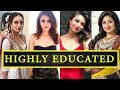 Top 10 Highly Educated Indian Television Actors