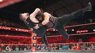 WWE Monday Night Raw 21/5/2018 Highlights - WWE Raw 22 May 2018 Highlights HD