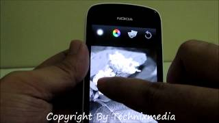 Colorize It App Demo On Nokia Pureview 808
