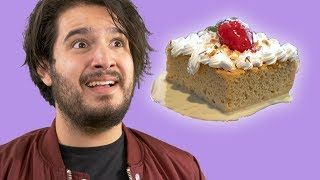 TRES LECHES | Mexican Survival Guide