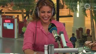 المو فاشنيستا بيبي العبدالمحسن ضيفة برنامج #ريفرش مع علي نجم (حل المشاكل) على Marina Fm 90,4