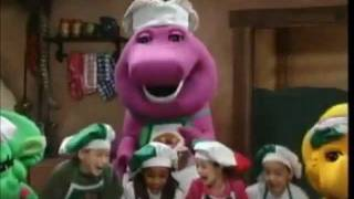 Barney Music Video -