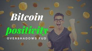 Bitcoin POSITIVITY Overshadows Washington FUD! - Today