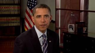 Barack Announces Organizing for America