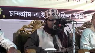 Bangla Waz by Md Salim Uddin Chandgram A U Fazil Degre Madrasha Anual 57th Waz Mahfil 2015 PART 5