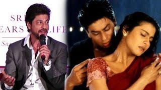 Shahrukh Khan Making FUN Of His Own Dialogue In Kuch Kuch  a Hai Movie
