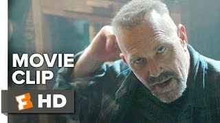 Criminal Movie CLIP - In My Head (2016) - Kevin Costner, Antje Traue Movie HD