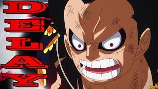 One Piece Episode 733 Delayed Until Next Week