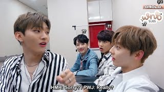 [ENG SUB] 180714 Okay Wanna One Ep 20 - Lovey-Dovey Waiting Room Story (Part 1) by WNBSUBS