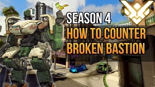 Overwatch Season 4 - How To Counter Bastion