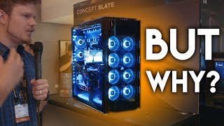 Do you NEED such a large case? // Corsair WHY?