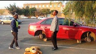 Mzansi Car Guard