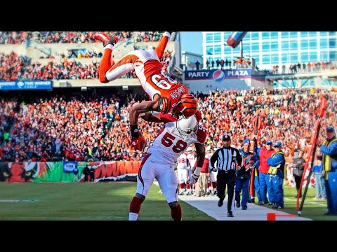 NFL Defying Gravity Moments HD