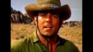 Pernell Roberts & Randolph Scott in Ride Lonesome - Best Scenes [Before Bonanza]  - 1959