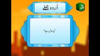 Some Basic Urdu Sentences (Urdu Jumlay) - اردو زبان میں چند بنیادی جملے