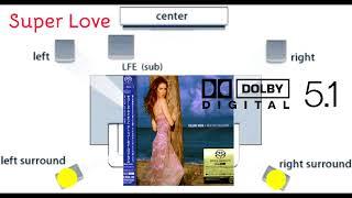 Céline Dion - Super Love (SACD Demonstration 5.1 Surround)
