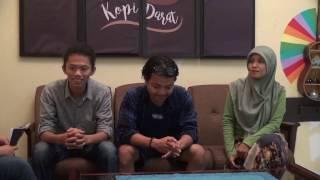 KOPDAR KOPI DARAT #1 - INSTITUT SENI BUDAYA INDONESIA (ISBI SUL-SEL)