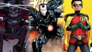 Top 10 Superhero Sidekicks