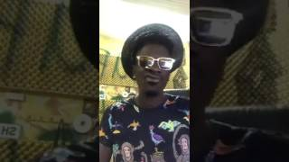 Shatta Wale - Level (Studio Session)