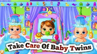 Take Care Of Baby Twins - Funny Baby care Game For Kids and Families - Android TV