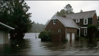 BREAKING Hurricane Florence Aftermath Historic Record Flooding September 18 2018 News