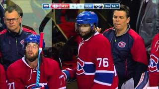 Gotta See It: Subban gets the boot after flipping on ref