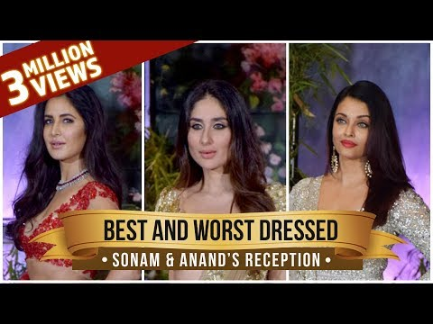 Xxx Mp4 Kareena Kapoor Aishwarya Rai Katrina Kaif Best And Worst Dressed From Sonam Anand S Reception 3gp Sex