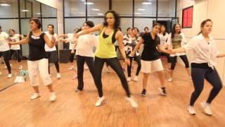 Zumba Bollywood Slow Motion Angreza
