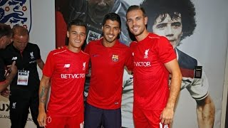 [INSIDE VIEW] Luis Suárez and Liverpool meet again