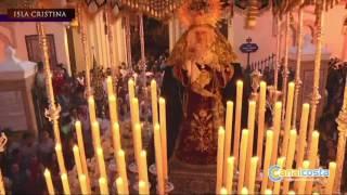 Amargura procesionó el Martes Santo en Isla Cristina 2