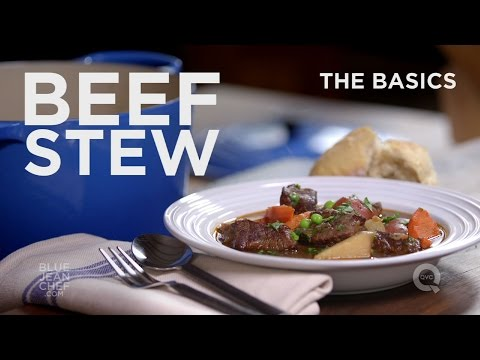 How to Make Beef Stew in a Dutch Oven - The Basics on QVC