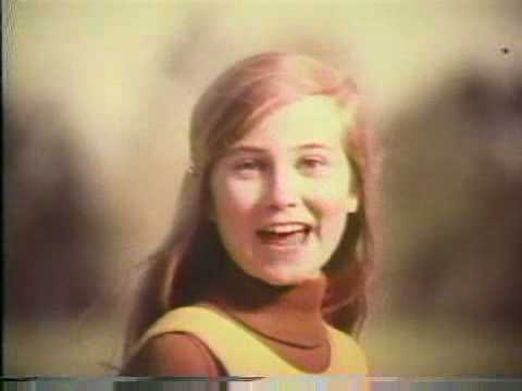 1970 Living Barbie Commercial with Maureen McCormick