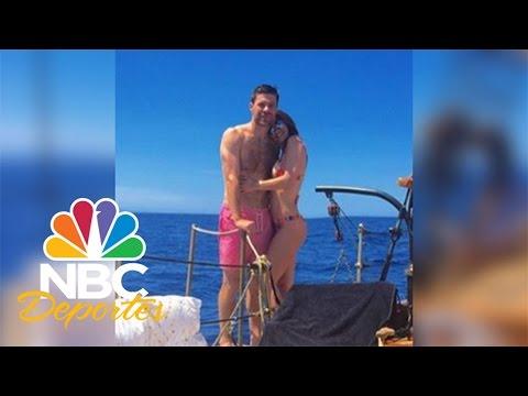 Xxx Mp4 Xabi Alonso Y Nagore Aramburu Presumen Vacaciones Deporte Rosa NBC Deportes 3gp Sex