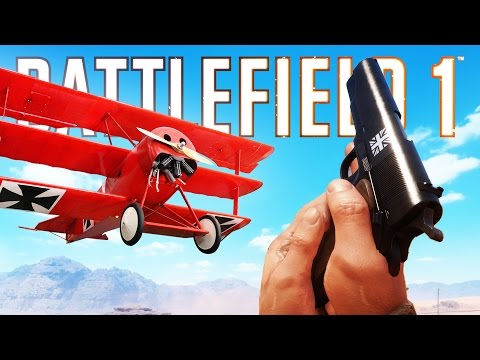 watch Battlefield 1: Epic & Funny Moments #4 (BF1 Fails & Epic Moments Compilation)
