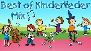 Der Best of Kinderlieder Mix - Für jeden was dabei!    Kinderlieder