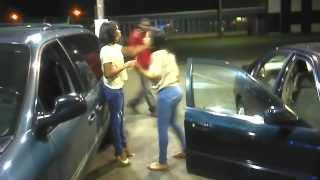Drunk College Girls Fighting 2013