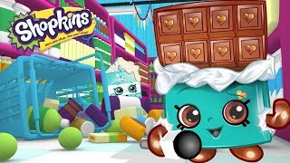SHOPKINS - MESSY SHOPSVILLE | Cartoons For Kids | Toys For Kids | Shopkins Cartoon