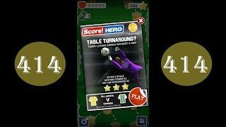 Score Hero - level 414 - 3 stars