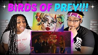 """BIRDS OF PREY"" Official Trailer 1 REACTION!!"