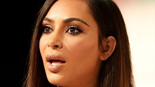 Kim Kardashian Dancing Is So Awkward - VIDEO