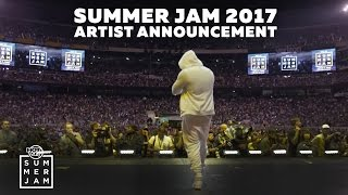 HOT 97 SUMMER JAM 2017 | ARTIST ANNOUNCEMENT